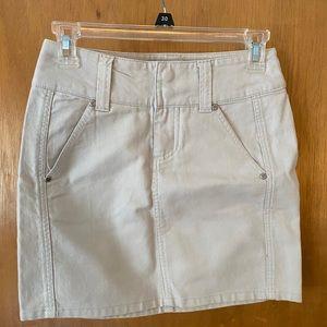 Tyte mini skirt  100% Size 0